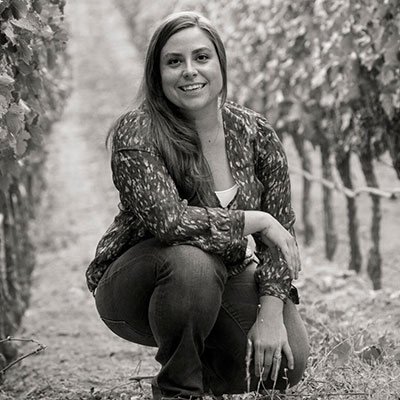 angelina mondavi - napa valley winemaker
